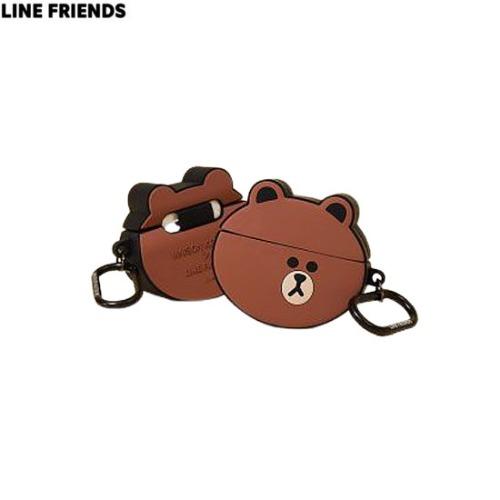 MAISON KITSUNE X LINE FRIENDS Collection Brown AirPods Pro Case 1ea