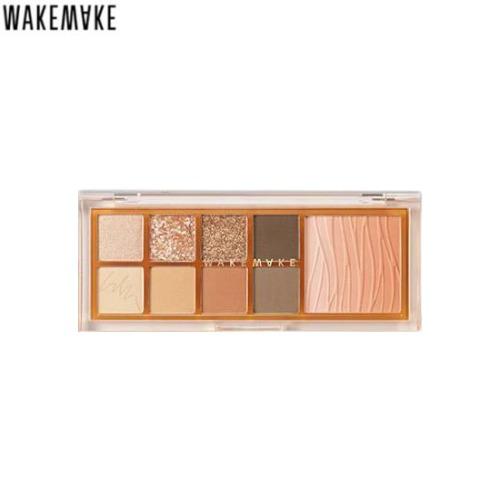 WAKEMAKE Mix Blurring Eye Palette 10g
