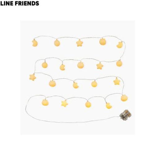 LINE FRIENDS Brown & Friends LED Garland 1ea
