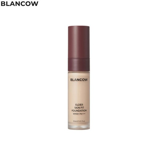 BLANCOW Elder Skin Fit Foundation SPF50+ PA++++ 30ml