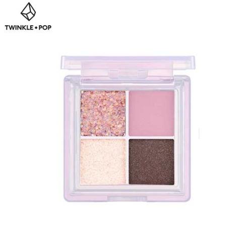 TWINKLE POP Pearl Flex Glitter Eye Palette 3.3g
