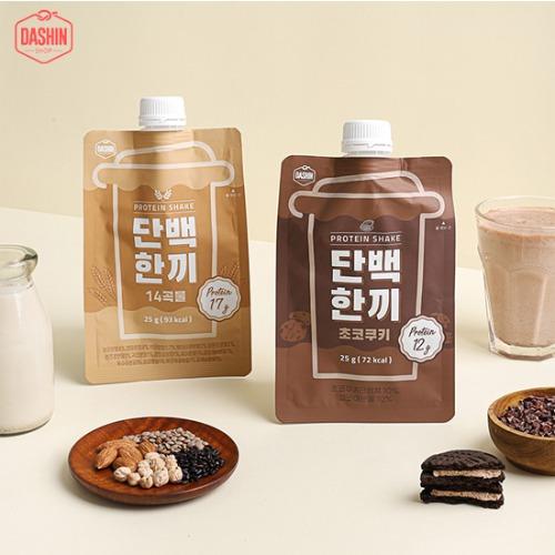 DASHIN SHOP Protein Meal Shake 25g