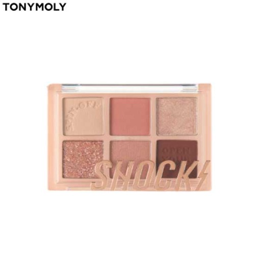 TONYMOLY The Shocking Spin-Off Palette 4.6g