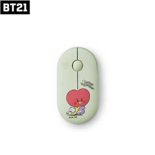 BT21 BABY My Little Buddy Multi-Pairing Wireless Mouse 1ea