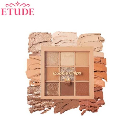 ETUDE Play Color Eyes #Cookie Chips 7.2g