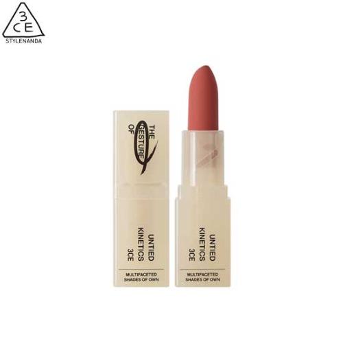 3CE Soft Matte Lipstick [My Moves Edition] 3.5g