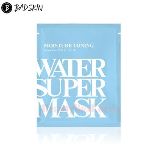 BAD SKIN Moisture Toning Water Super Mask 25ml,BADSKIN