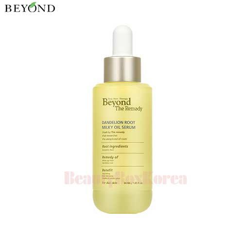 BEYOND The Remedy Dandelion Root Milky Oil Serum 30ml,BEYOND