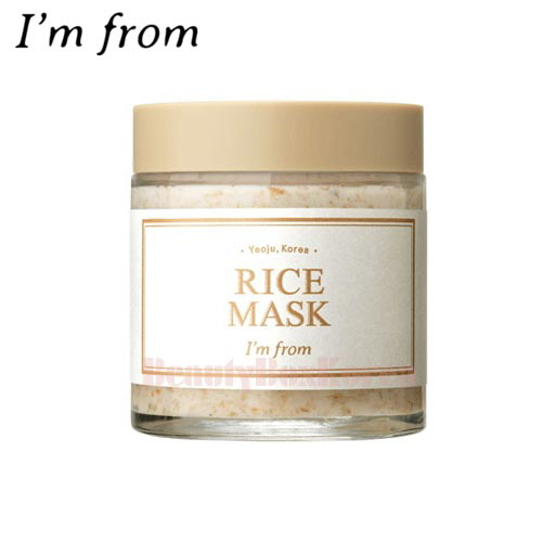 I'M FROM Rise Mask 110g, I'm From