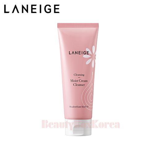 LANEIGE Moist Cream Cleanser 150ml,LANEIGE