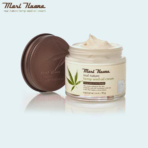MARI HUANA Real Nature Hemp Seed Oil Cream 70g,MARI HUANA