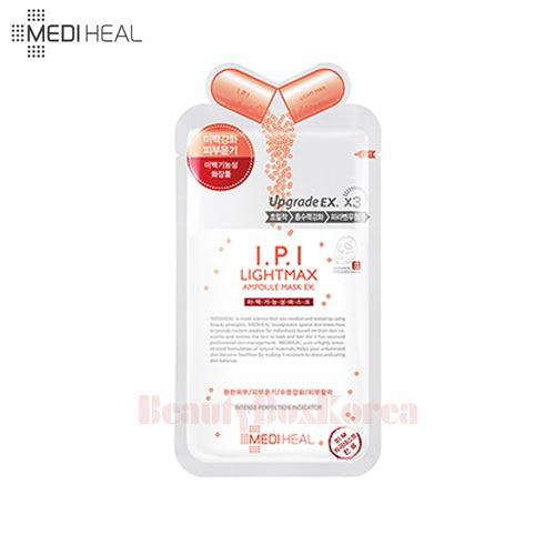 MEDIHEAL I.P.I Lightmax Ampoule Mask EX 25ml,MEDIHEAL