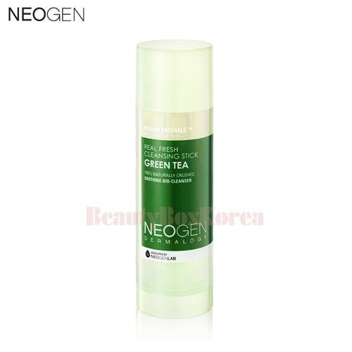 NEOGEN Real Fresh Cleansing Stick Green Tea 80g,NEOGEN
