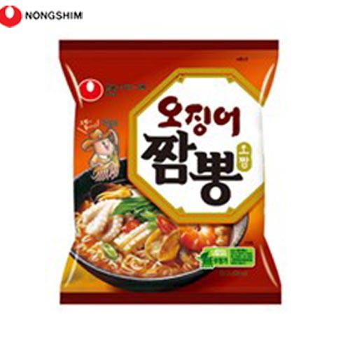NONGSHIM Champong Seafood Ramyun Ramen Noodle 124g,NONGSHIM