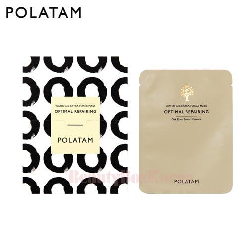 POLATAM Water Gel Extra Force Optimal Repairing Sheet Mask 25ml*6ea,POLATAM