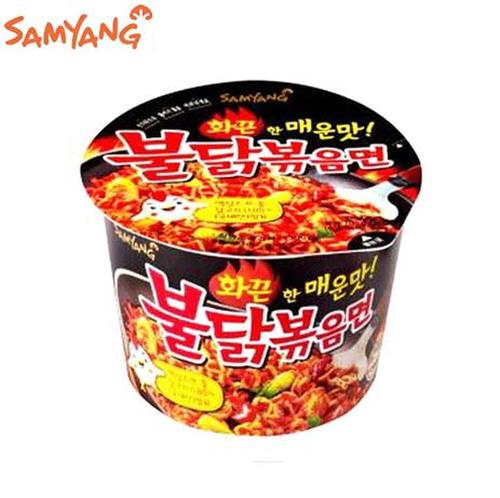 SAMYANG Spicy Fried Noodle Buldak Bokkeummyun 105g,SAMYANG