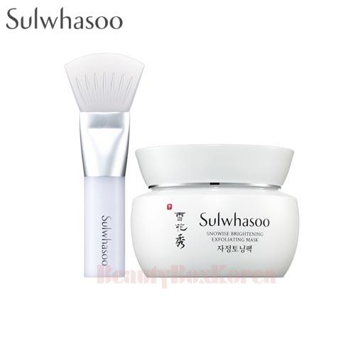 SULWHASOO Snowwise Brightening Exfoliating Mask 80ml,SULWHASOO