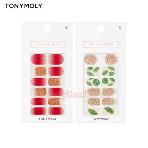 TONYMOLY Self Nail Patch 1ea,TONYMOLY