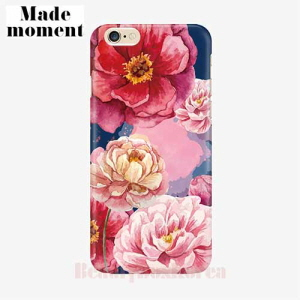MADE MOMENT 2Kinds Adorable Flower Hard Phone Case,MADE MOMENT
