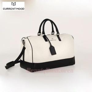 CURRENT MOOD Cabinet Boston Bag L White,CURRENT MOOD
