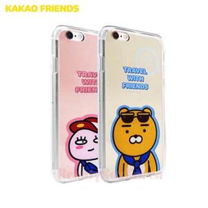 KAKAO FRIENDS Travel Mirror Phone Case,KAKAO FRIENDS
