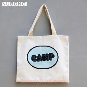NUBONG Nuvento X Campergraphic Camp Eco Bag Green,NUBONG