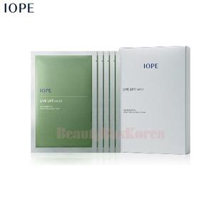 IOPE Live Lift Mask 5ea,IOPE
