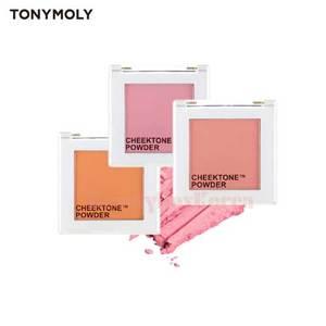 TONYMOLY Cheek Tone Single Blusher (Powder Type) 4.2g,TONYMOLY