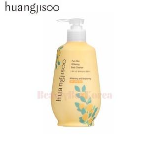 HUANGJISOO Whitening Body Cleanser 480ml,HUANGJISOO