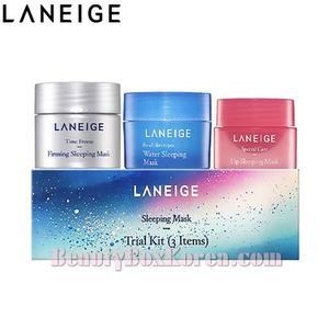 [mini] LANEIGE Mini Sleeping Mask Trial Kits 3items ,LANEIGE