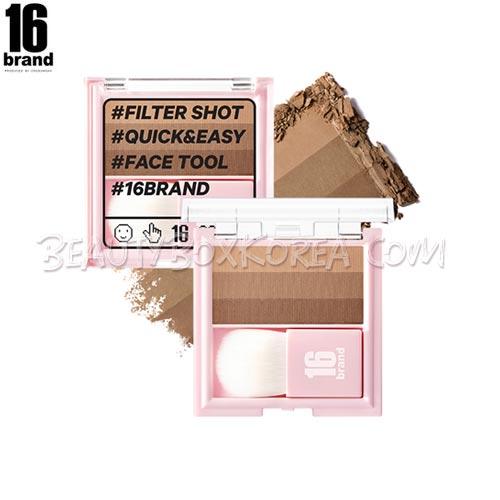 16BRAND 16 Filter Shot 7g,16 Brand