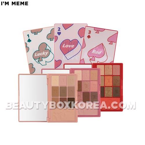 I'M MEME I'm Hidden Card Palette 8g,MEME BOX