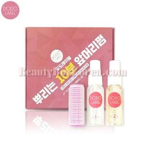 DODO LABEL 10 Minutes Self Bang Spray Perm Kit 1ea