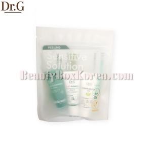 [mini] DR.G Sensitive Solution Basic SkinCare Kit 4items