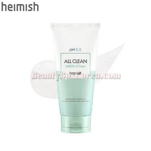 HEIMISH pH 5.5 All Clean Green Foam 150ml