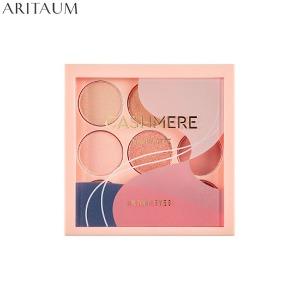 ARITAUM Mono Eyes Palette #05 Cashmere 9g [ARITAUM X EUNBI@128page][Online Excl.]
