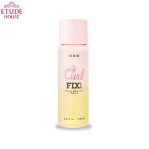 ETUDE HOUSE Curl Fix Mascara Quick Clean Remover 100ml [Drugstore Excl.]