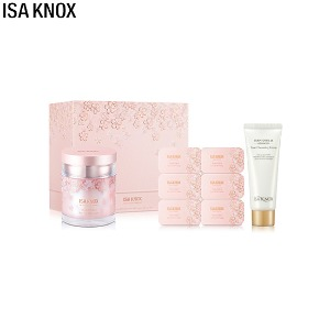 ISA KNOX Prime Double Effect Eye For All Cream Special Set 8items [Cherry Blossom Edition Season 5]