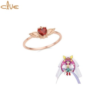CLUE Saint Something Four Something Old Gold Ring (CLR20301T) 1ea [CLUE X Wedding Peach 2nd collaboration]