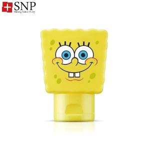 SNP UV Perfect Air-Cool Sun Gel Spongebob SPF50+ PA++++ 80ml