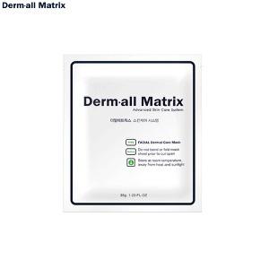 DERM·ALL MATRIX Facial Dermal-Care Mask 35g 1ea [WS],Beauty Box Korea,Other Brand,Other