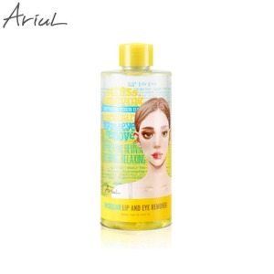 ARIUL Stress Relieving Micellar Lip And Eye Remover 300ml