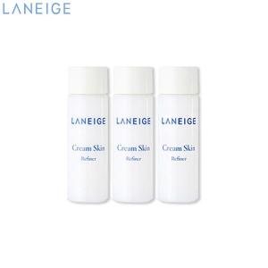 [mini] LANEIGE Cream Skin Refiner 15ml*3ea,Beauty Box Korea,LANEIGE,AMOREPACIFIC