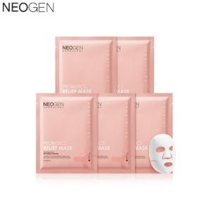NEOGEN Dermalogy Probiotics Relief Mask 25g*5ea