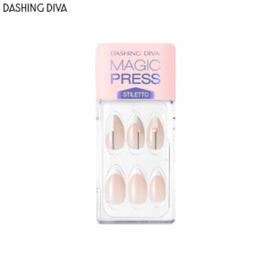 DASHING DIVA Magic Press 1ea [Shape Series : Stiletto]