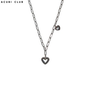 ACUBI CLUB Heart Bee Necklace 1ea,Beauty Box Korea,Other Brand,Others