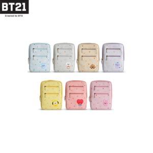 BT21 Baby Handy Laptop Pouch [S] 1ea [BT21 x MONOPOLY]