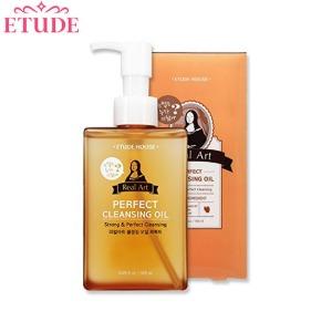 ETUDE HOUSE Real Art Cleansing Oil Perfect 185ml,Beauty Box Korea,ETUDE,AMOREPACIFIC