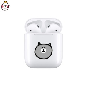 GARCONTIMIDE Airpods Case Gray Cat 1ea,Beauty Box Korea,Other Brand,Other