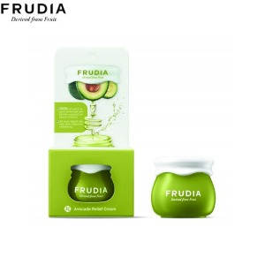 [mini] FRUDIA Avocado Relief Cream 10g,Beauty Box Korea